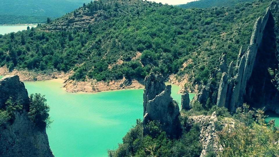 скалы Арагон Испания