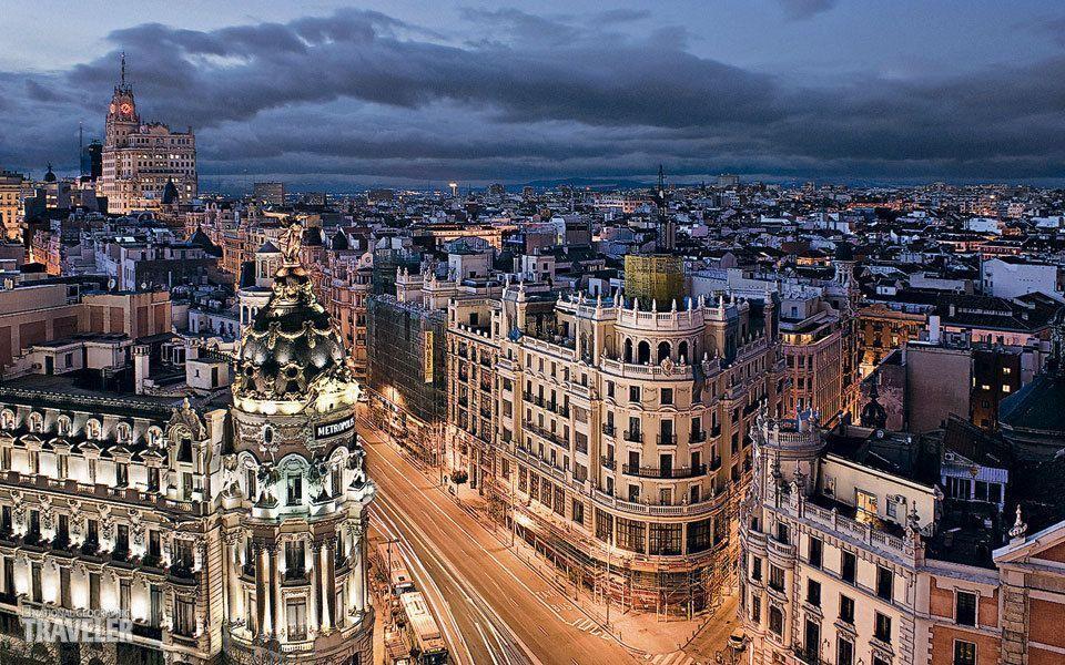 переезд Мадрид