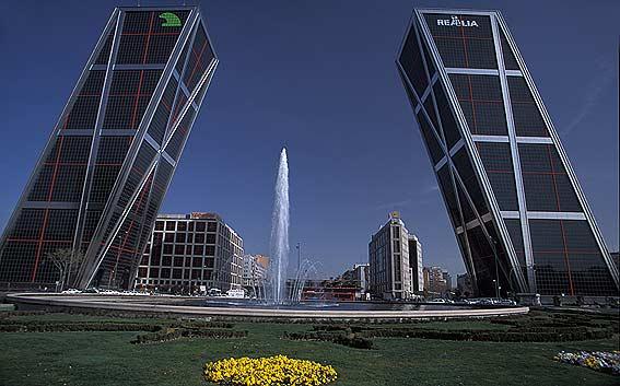 туризм Мадрид