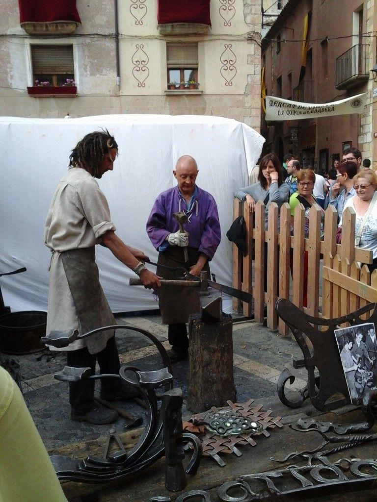 средневековый фестиваль монтбланк