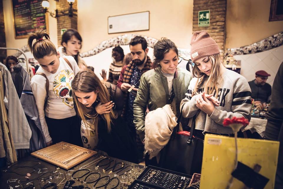 Barcelona todo a un euro market