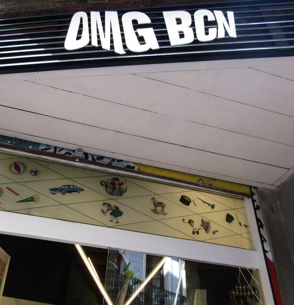 шоппинг Барселона
