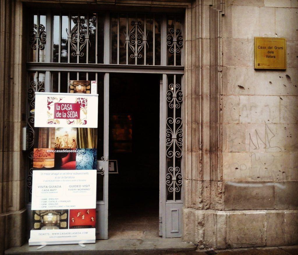 Casa de la Seda Барселона