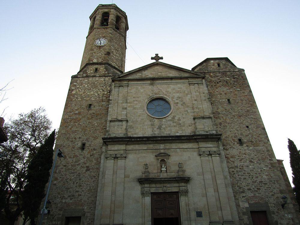 церковь сант висенс