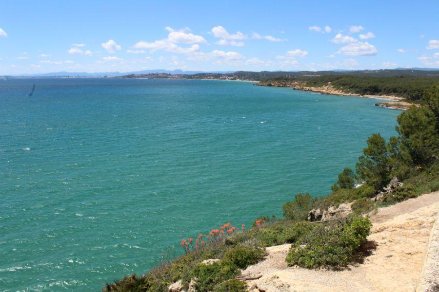 costa daurada peshaya ekskursiya