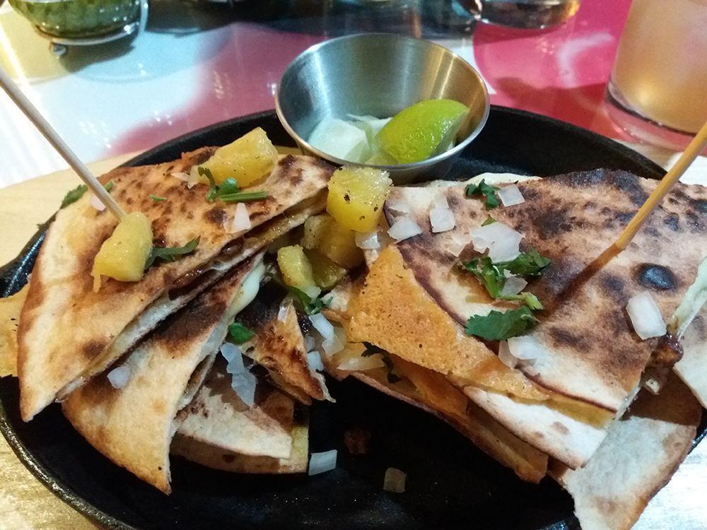 латиноамериканский ресторан Барселона