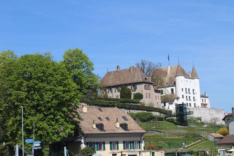 ньон-швейцария