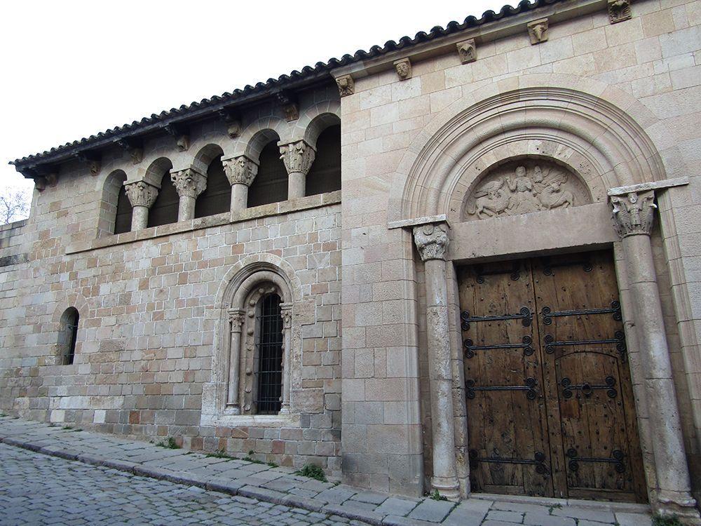 педральбес монастырь