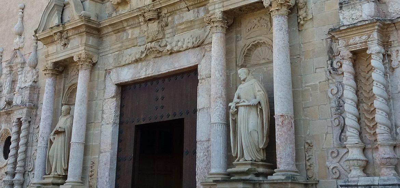 монастырь поблет
