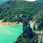 Удивительные скалы Арагона или испанская «китайская стена»