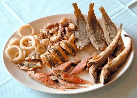гастрономия и блюда Андалусия