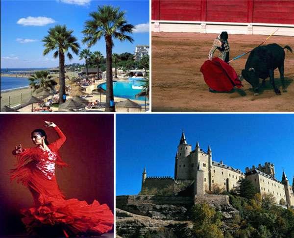 популярные направления российский туризм испания