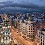 Переезд в Мадрид