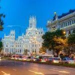 О Мадриде: первые впечатления
