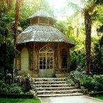 Парк Кампо дель Моро: сады Мадрида