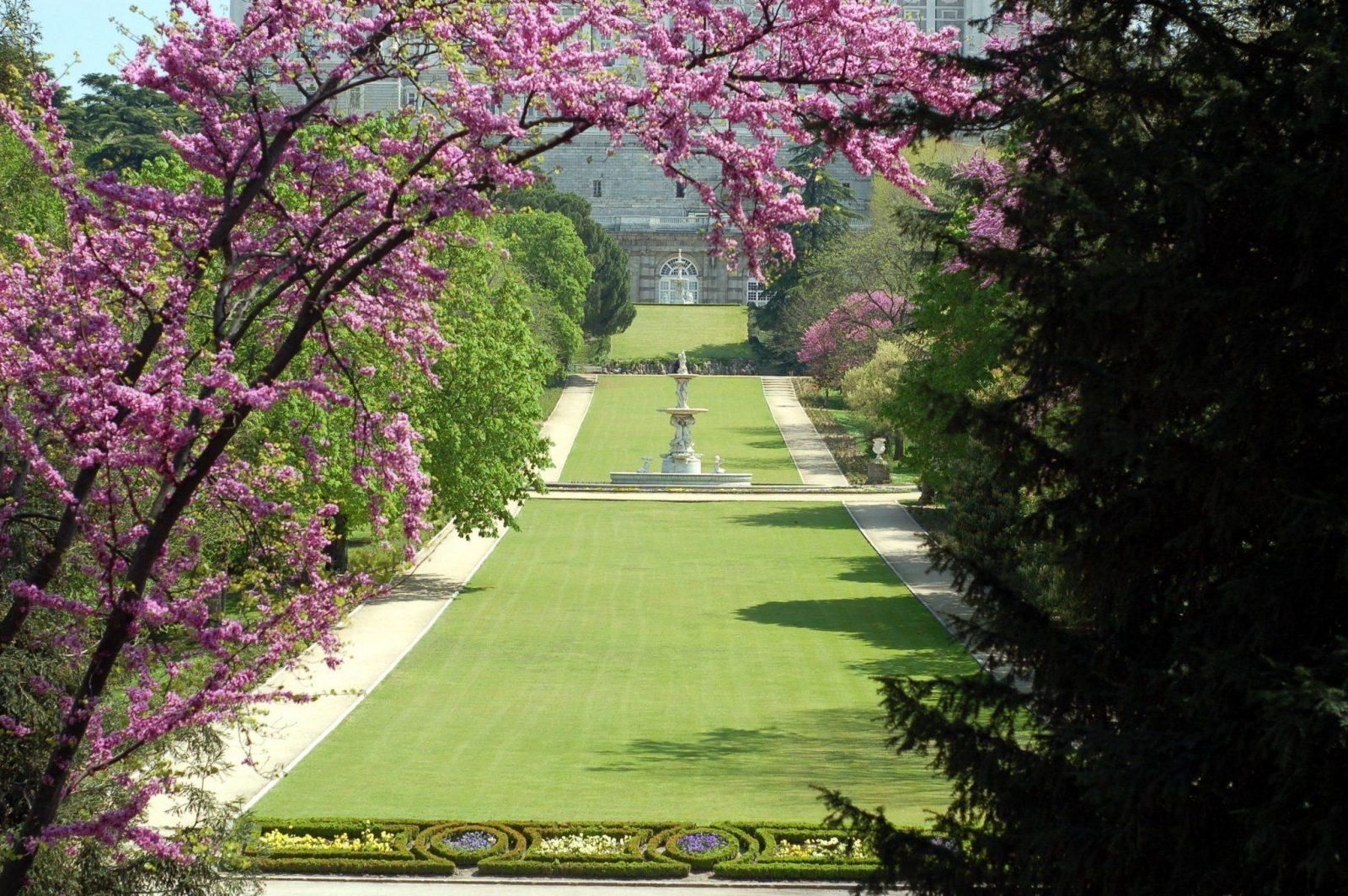 парк Campo del Moro