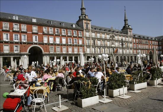 Повседневная жизнь в Мадриде
