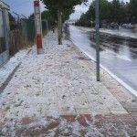 Снежный июль в Мадриде