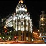 Ночная жизнь в Мадриде