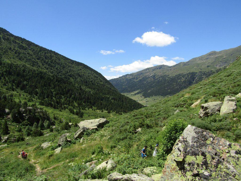 Пиренеи Андорра