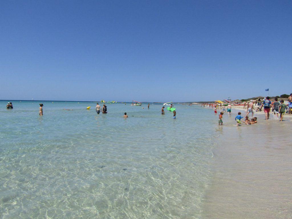 Менорка города пляжи