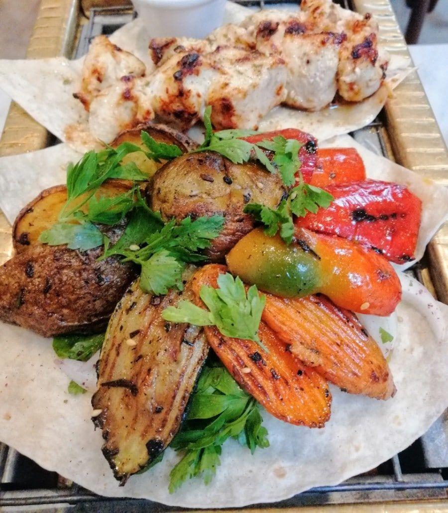 Ресторан ливанской кухни Барселона Mazah