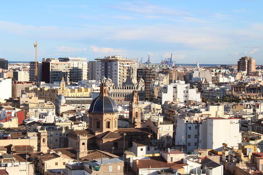 Valencia-panorama