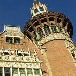 Каса де лес Пунчес (Casa de les Punxes) или Дом с шипами в Барселоне