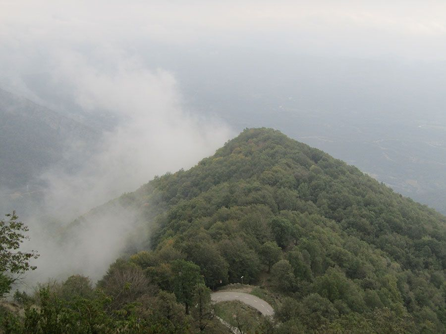 горы-каталония