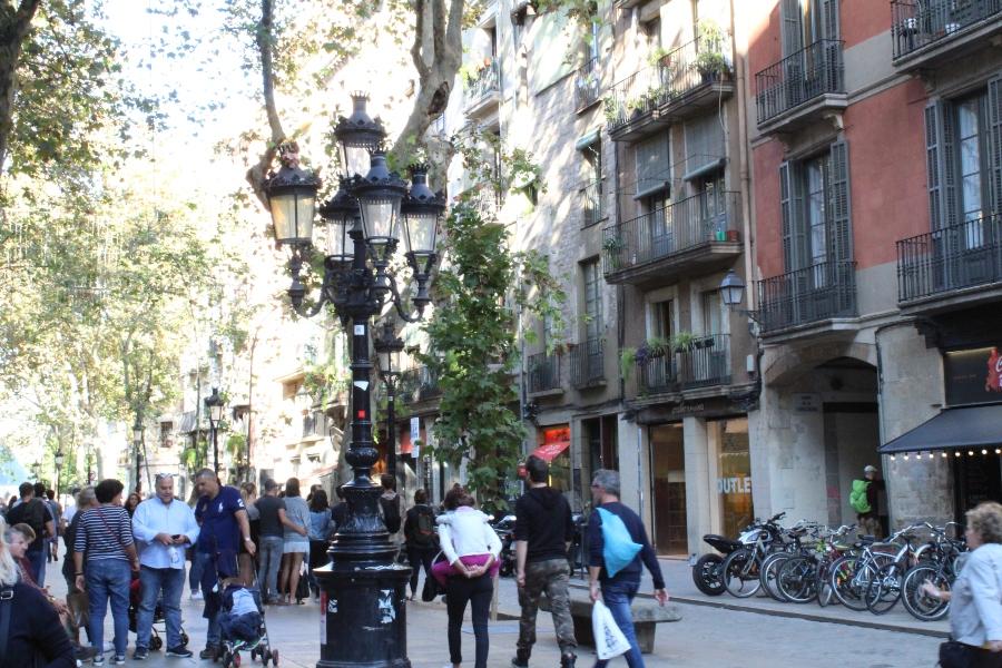 Хэллоуин Барселоны секретные места