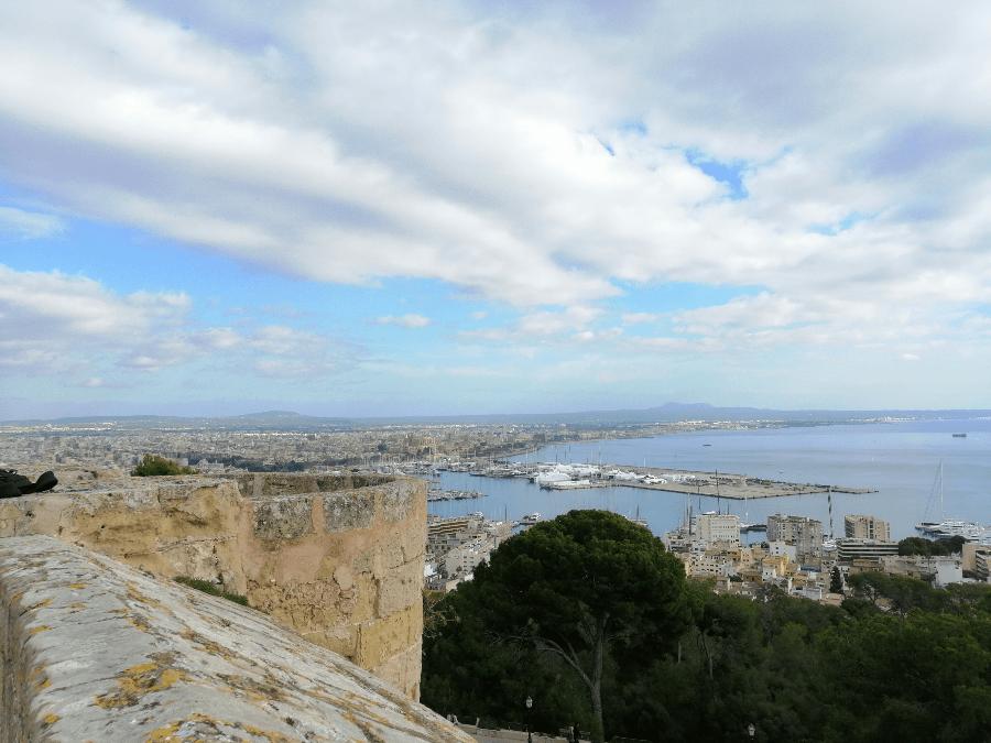 майорка панорамы