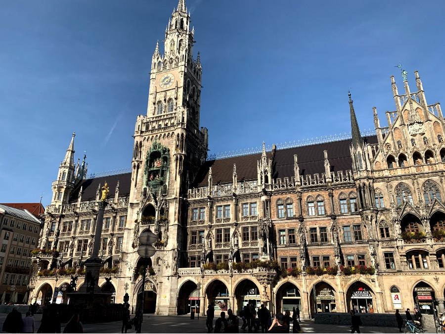 Мюнхен и замки Баварии: путешествие во время пандемии