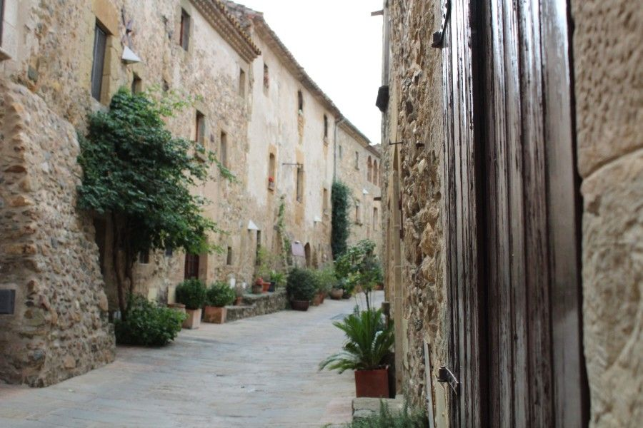 Монейс Каталония достопримечательности