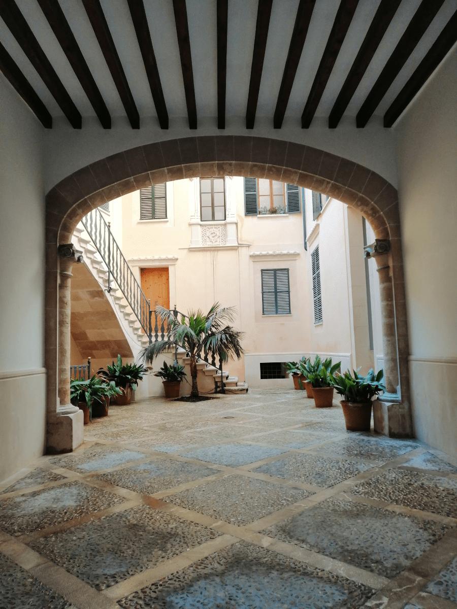 пальма де майорка патиос
