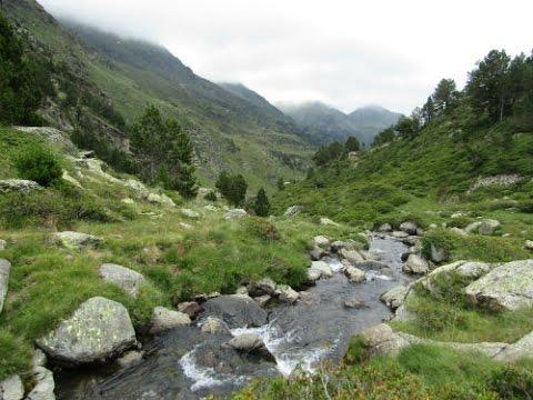 Пеший туризм в Пиренеях Андорры