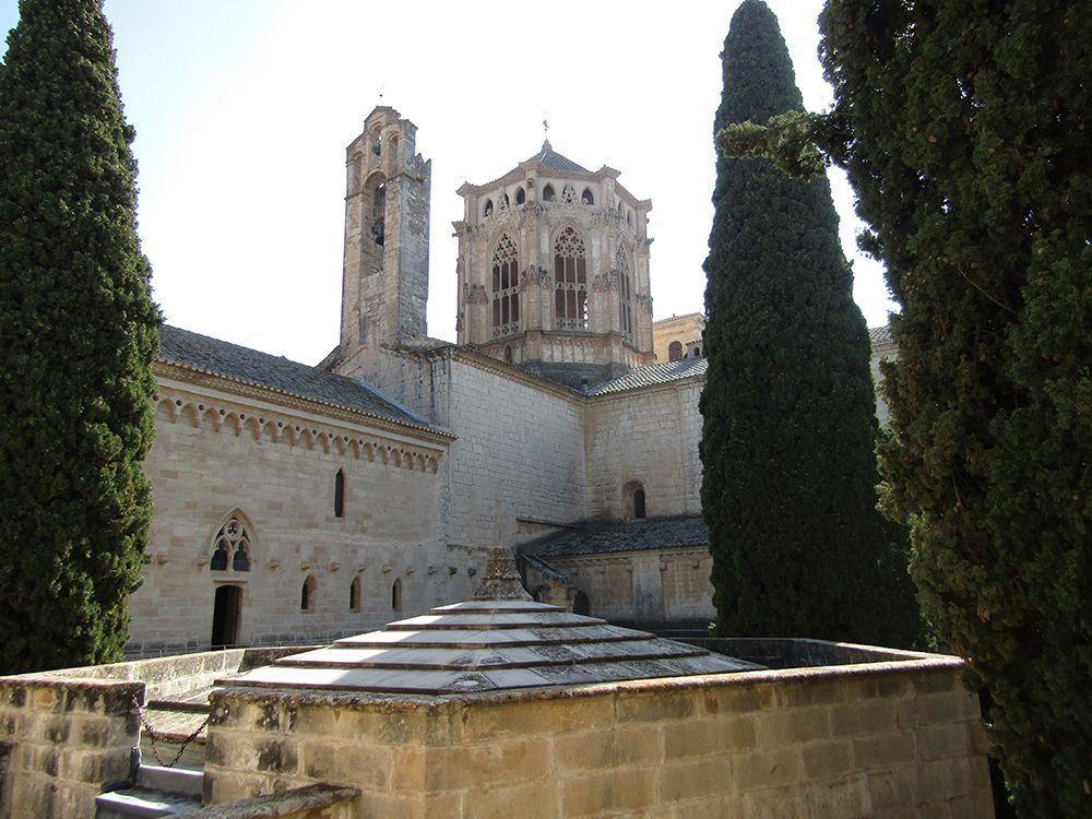 Монастырь Поблет - памятник всемирного наследия ЮНЕСКО