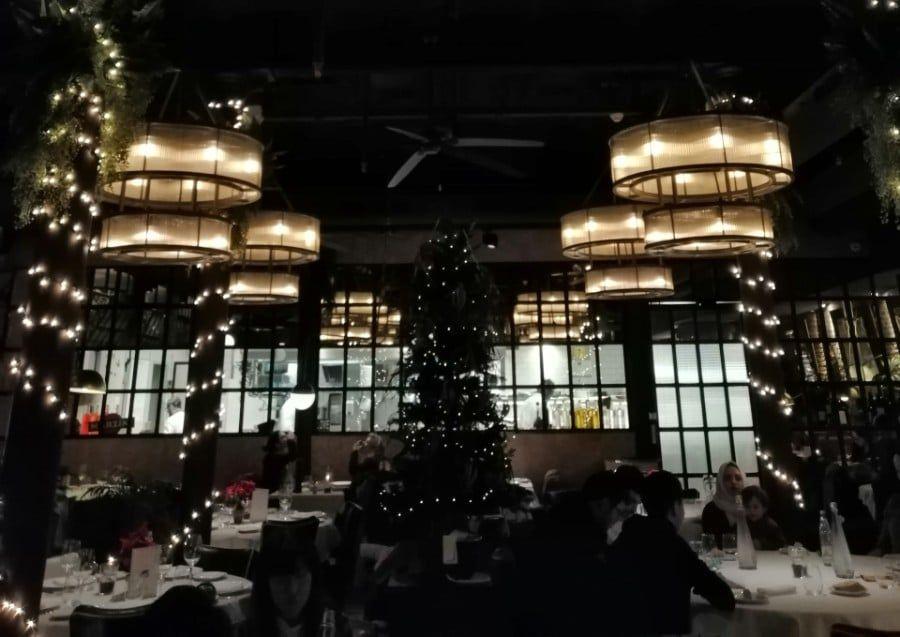 Ресторан Alba Granados Барселона