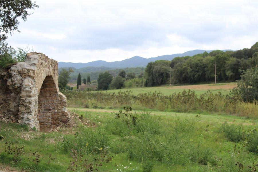 Пеший маршрут средневековые деревни Каталонии