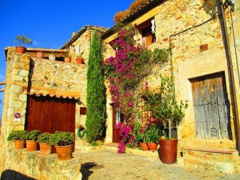 Средневековые деревни Каталонии: Peratallada, Palau Sator и Pals