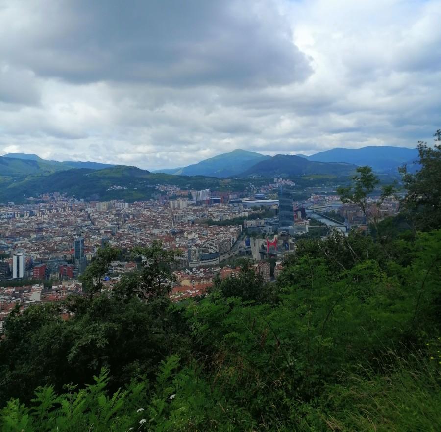 страна басков климат