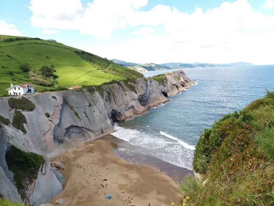 страна басков природа