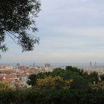 Прогулка по спокойному и зажиточному району Путчет в Барселоне