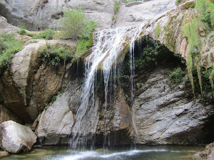 водопад-видра-белмунт