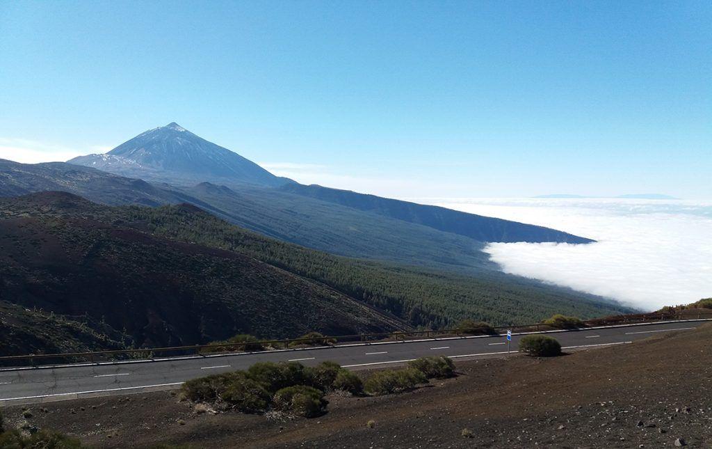 вулкан Теиде