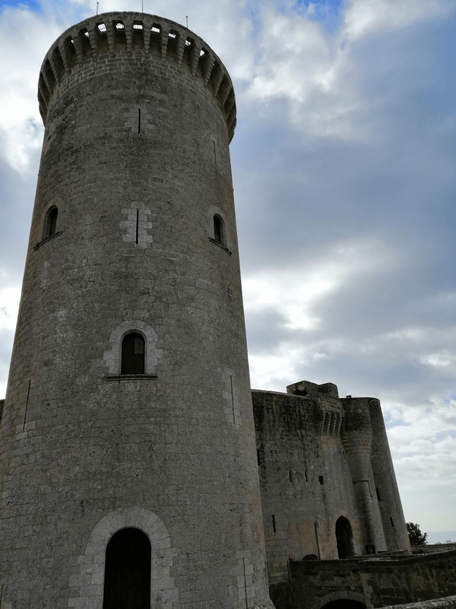 замок Бейвер Майорка