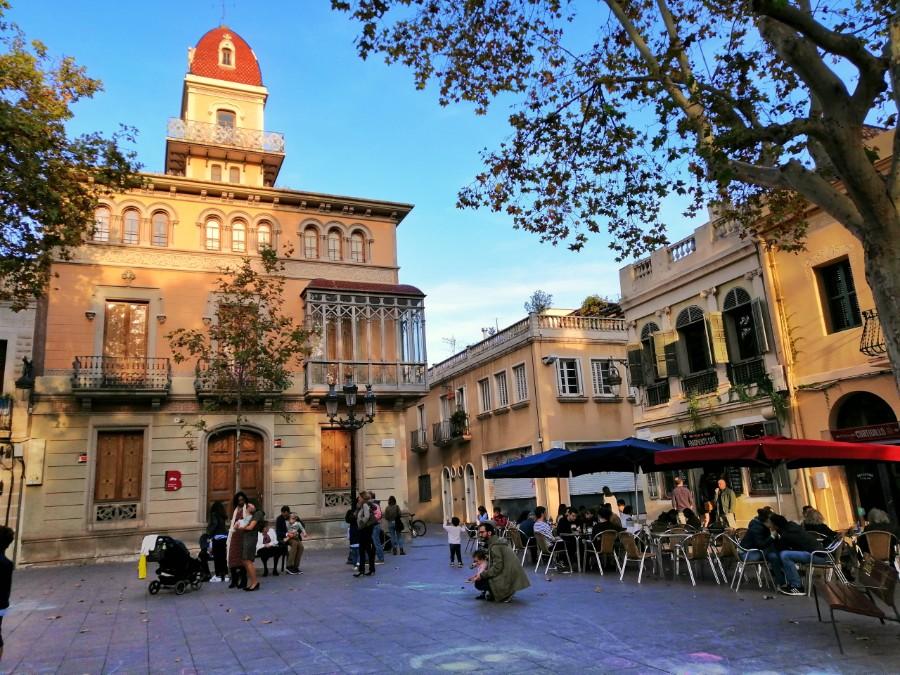 8 живописных площадей Барселоны, которые стоит посетить хотя бы раз